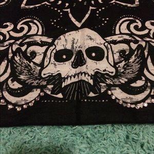 Other - Custom Made!🌟⚡️... Skull Bandana..☠️Price Firm!